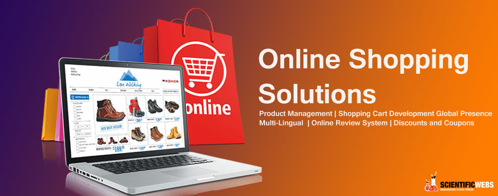 online shopping solutions