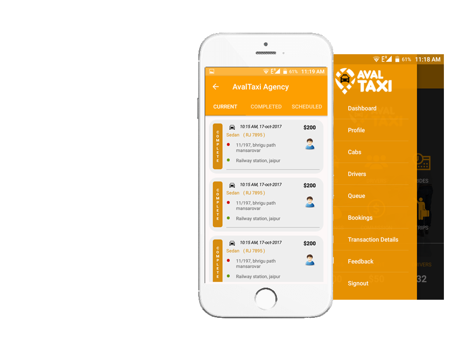Online Taxi Booking App for Start a Taxi Business | Cab Booking App