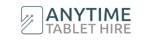 Any time Tablet hire