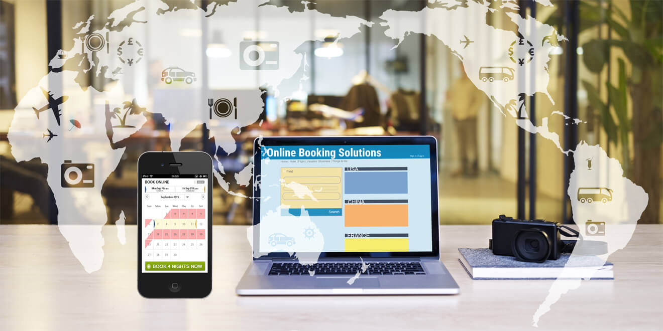 Advantages of Online Booking Solution