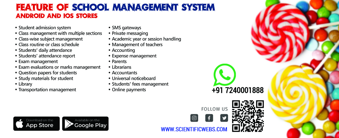School bus application and school management system ensure